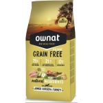 Image produit GRAIN FREE JUNIOR CHICKEN  TURKEY